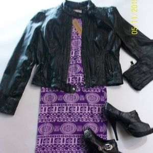 Dresses & Skirts - Joan and Anna New York bodycon dress Purple